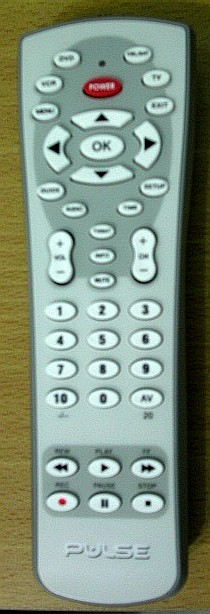 magic remote control instructions